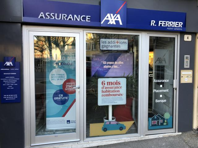 Assurances Axa Ferrier