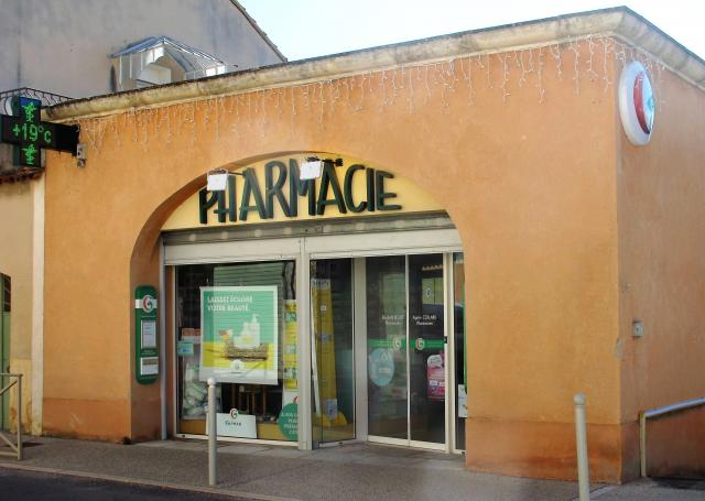 Pharmacie Collard et Bellot