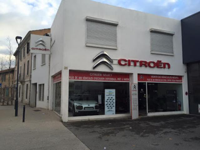 Garage citro n un commerce en pays d 39 apt gcapa for Garage citroen villeparisis horaires